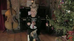 Kim Wilde Christmas message 2014 - snapshot4